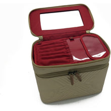 Load image into Gallery viewer, Kemi Makeup Case<br>Memory Gold