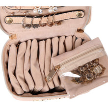 Load image into Gallery viewer, Jewelry Organizer Case<br>Light Fawn
