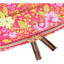Load image into Gallery viewer, Jewelry Bag Small<br>Blossom Fuschia