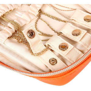 Jewelry Bag Small<br>Light Terracotta