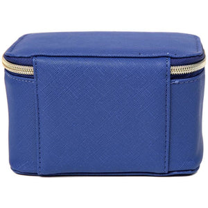 Jewelry Organizer Case<br>Dark Chambray