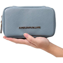 Load image into Gallery viewer, Jewelry Bag Small<br>Pearl Blue