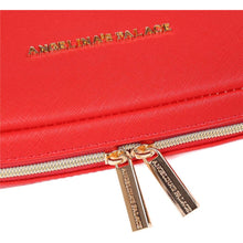 Load image into Gallery viewer, Jewelry Bag Large<br>Light Red