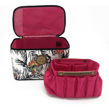 Load image into Gallery viewer, Kemi Makeup Case<br>Lost in Paradise