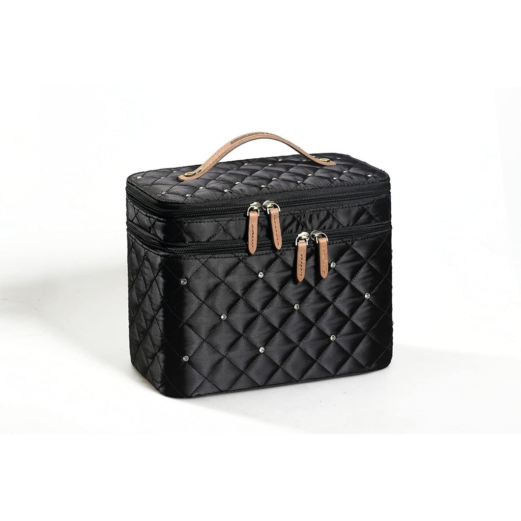 Kemi Makeup Case<br>Diamond Black