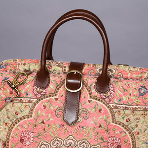 Mary Poppins Carpet Bag<br>Oriental Pink