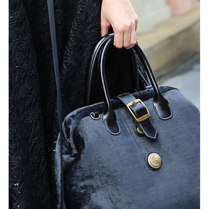 Carpet Purse<br>Black