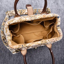 Load image into Gallery viewer, Carpet Purse<br>Golden Age Beige