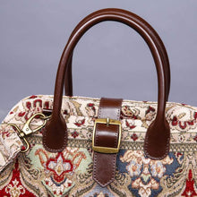 Load image into Gallery viewer, Carpet Purse<br>Golden Age Wine