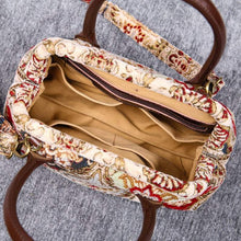 Load image into Gallery viewer, Carpet Handbag<br>Golden Age Wine
