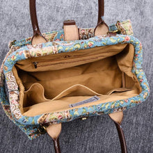 Load image into Gallery viewer, Carpet Purse<br>Oriental Blue