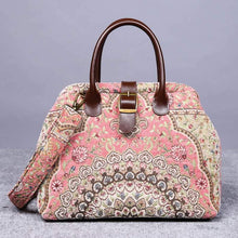 Load image into Gallery viewer, Carpet Purse<br>Oriental Pink