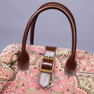 Carpet Purse<br>Oriental Pink