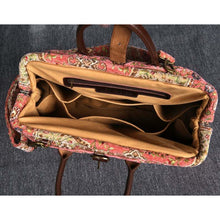 Load image into Gallery viewer, Mary Poppins Carpet Bag<br>Oriental Pink