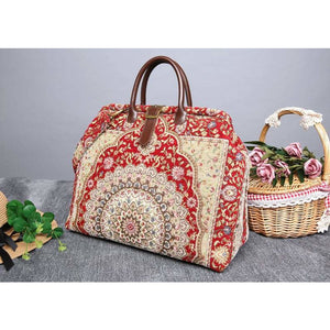 Mary Poppins Carpet Bag<br>Oriental Wine