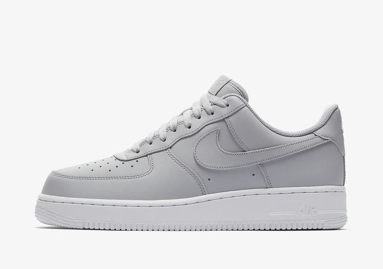 Nike Air Force 1 07 Low Grijs Heren