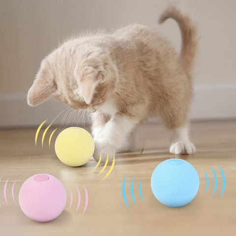 Smart Cat Toys Interactive Ball