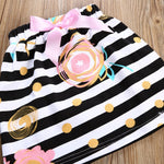 3Pcs Big/ Little Sister Matching Clothes