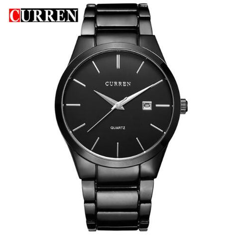 CURREN Men's Sports Wristwatch Display Date 8106