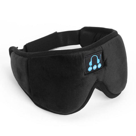 Bluetooth 5.0 Wireless Earphone 3D Sleep Mask Headband