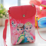 Disney Frozen Cartoon Princess Messenger Bag