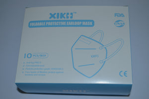 KN95 Face Masks - Case of 450
