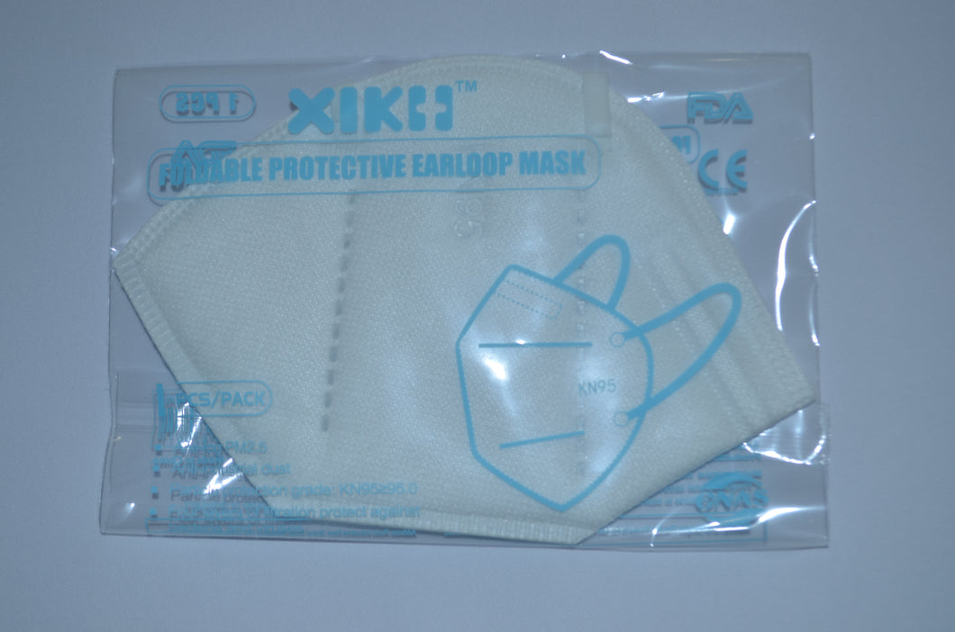 KN95 Face Masks-Pack of 5