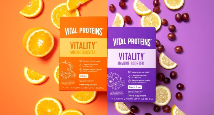 Wellness Startup Vital Proteins Sees Demand Surge Amid Coronavirus