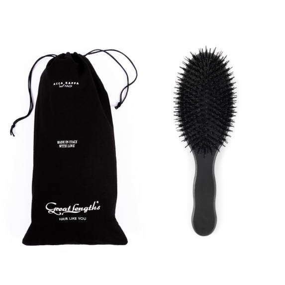 greatlengths oval brush