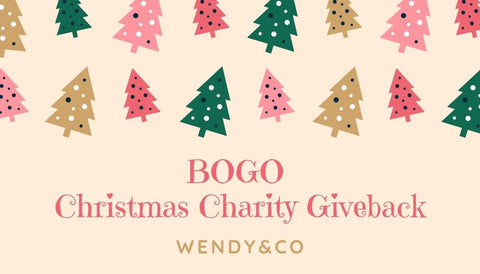 BOGO Christmas Charity Giveback!