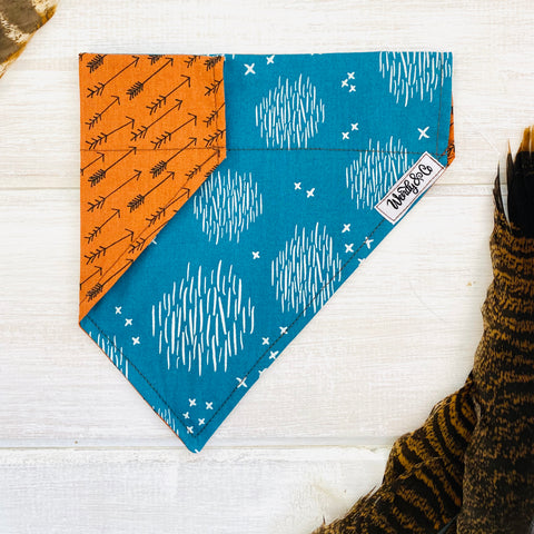 Tribal Sahara Dog Bandana