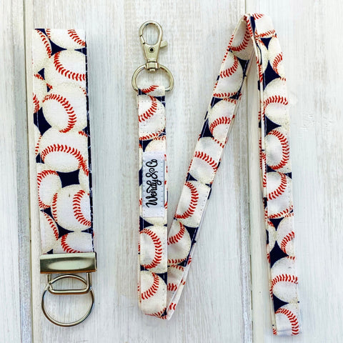 Play Ball! Key Fob/Lanyard
