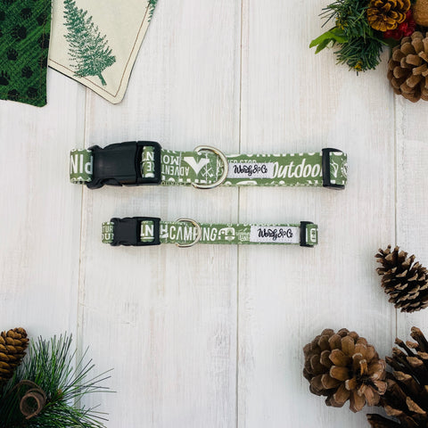 Forest Adventure Collar