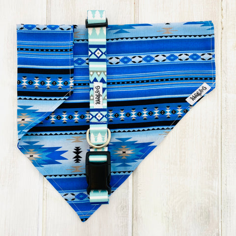 Blue Horizon Bandana