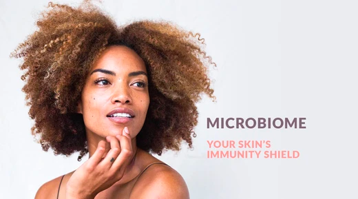 The power of our skin's invisible microworld