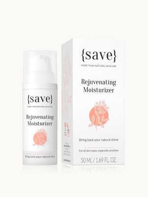 Rejuvenating Moisturizer moisturizers {save} more than natural skincare