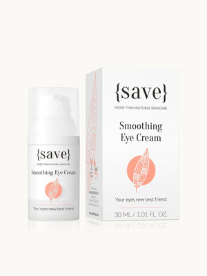 Smoothing Eye Cream eye creams {save} more than natural skincare