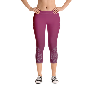 Bodhi Women's Capri Leggings