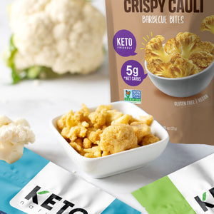 Keto Cauli Chips, Barbecue (Pack of 3).