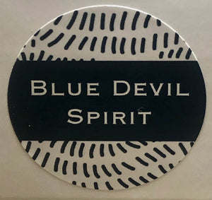 Cupcake Mix Gift Box - Blue Devil Spirit