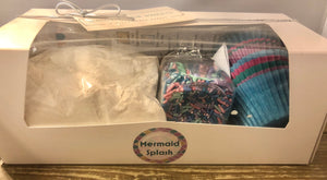 Cupcake Mix Gift Box - Mermaid Splash