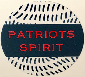 Cupcake Mix Gift Box - Patriots Spirit