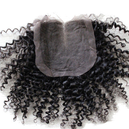 Kinky Curly Coily Lace Closure