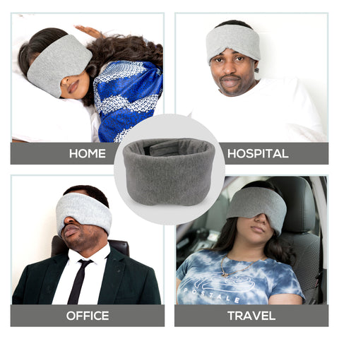 men and women cotton sleep mask for sale