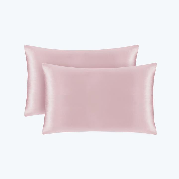 Besitoz™ Mulberry silk pillowcase for Hair and Skin Natural Washable Solid Color Silk Pillowcase