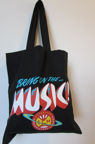 Bring on the Music Tote