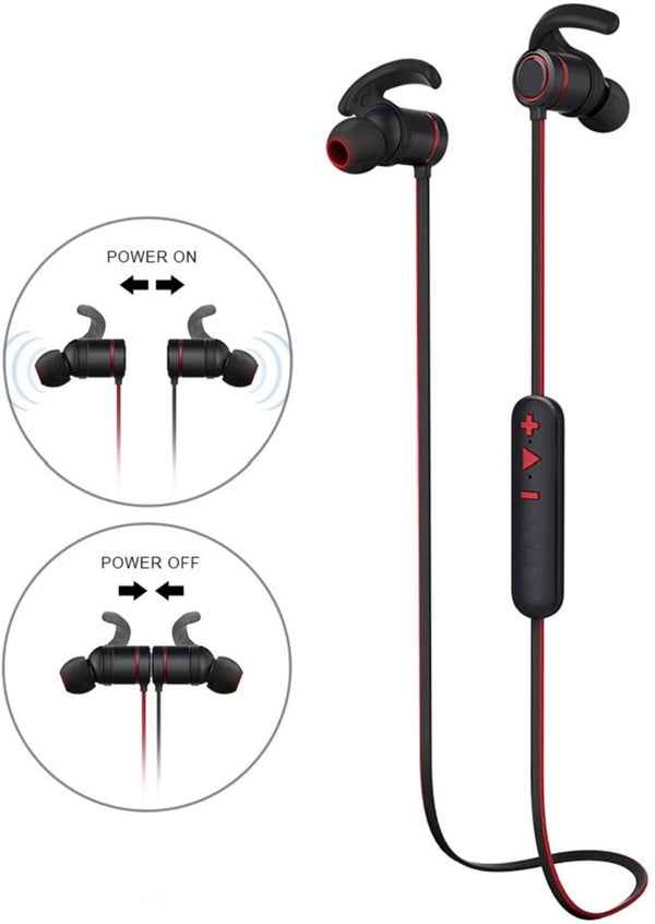 Bluetooth in Ear Headphone - Wireless Earbuds with Microphone