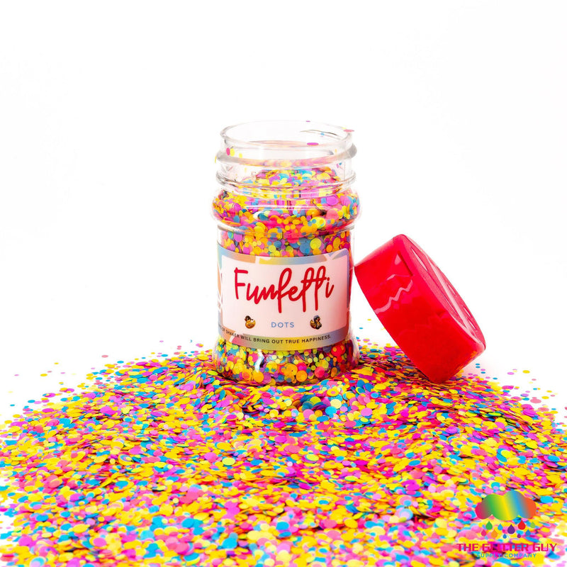 The Glitter Guy | Funfetti | Escarcha