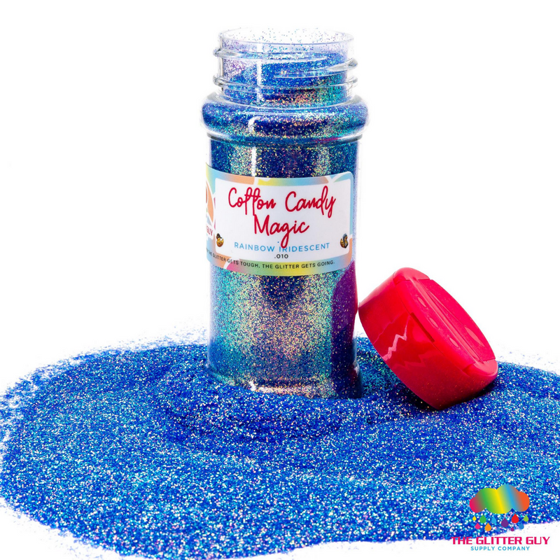 The Glitter Guy | Cotton Candy Magic | Escarcha