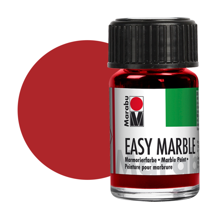 Easy Marble Paints | 038 Ruby Red